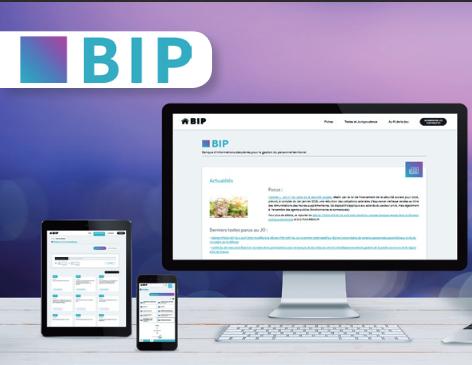 Évolution des modalités d'accès à BIP